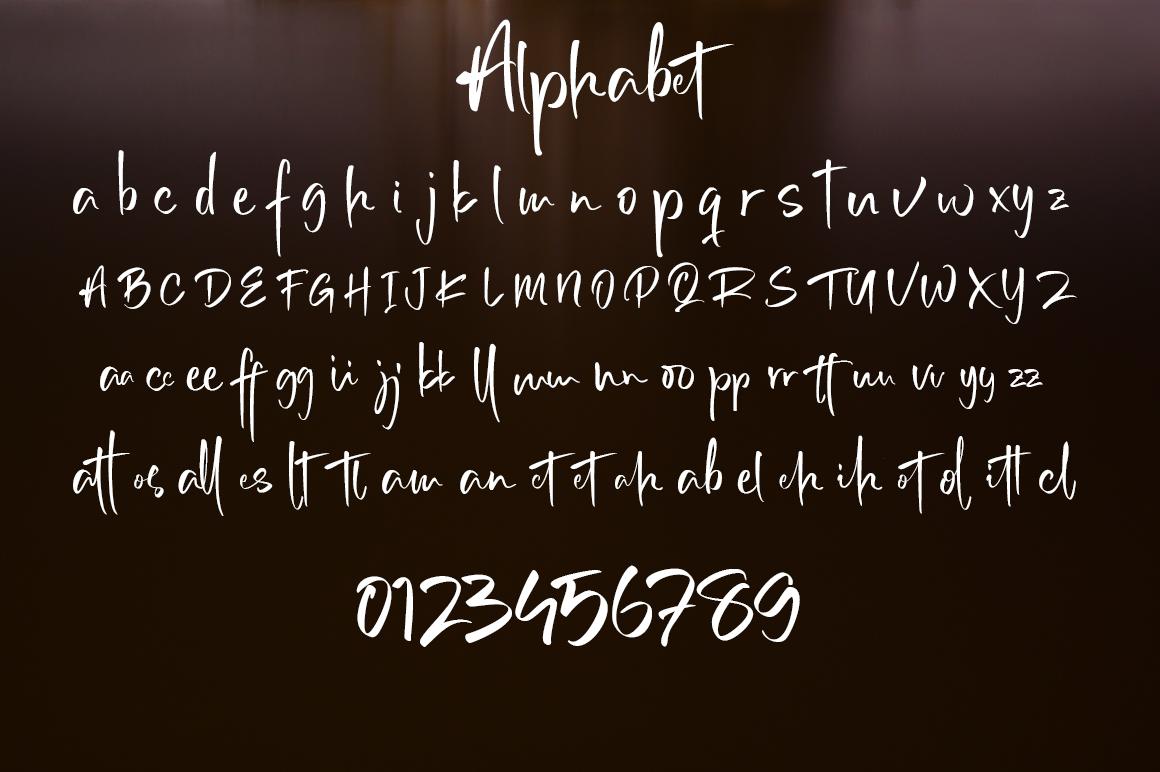 Violete Font example image 6