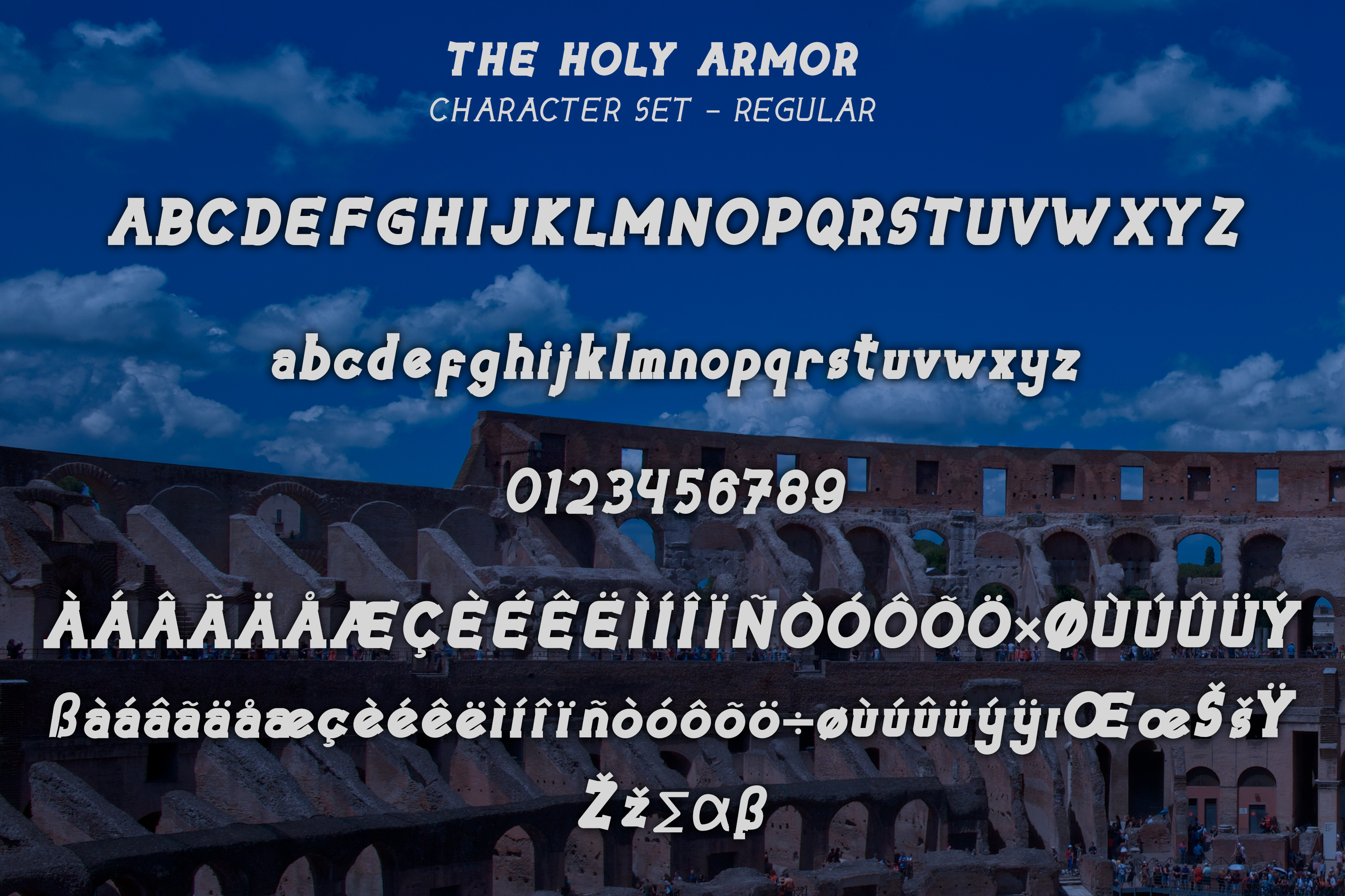 The Holy Armor example image 5