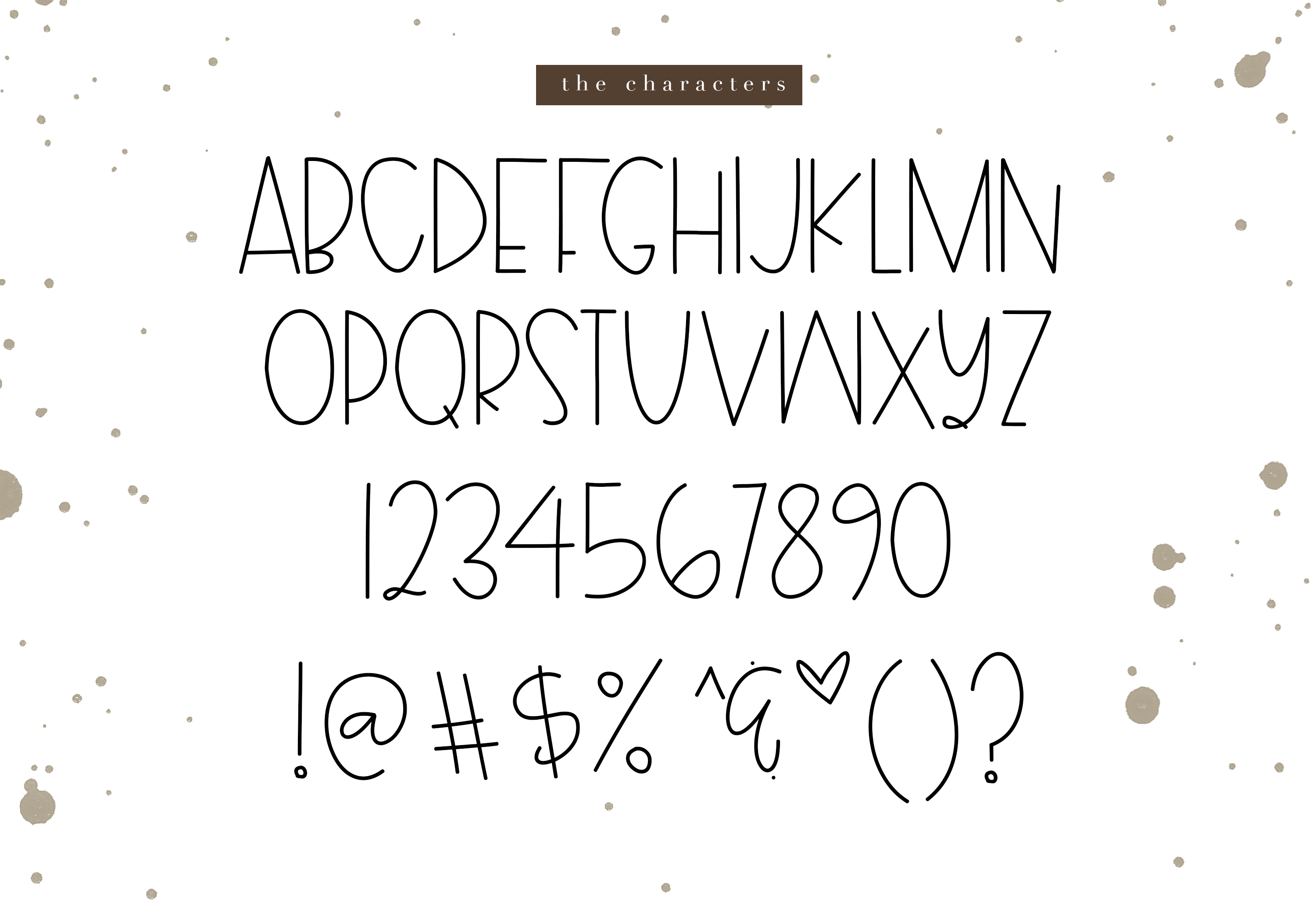 Hayride - A Handwritten Font example image 7