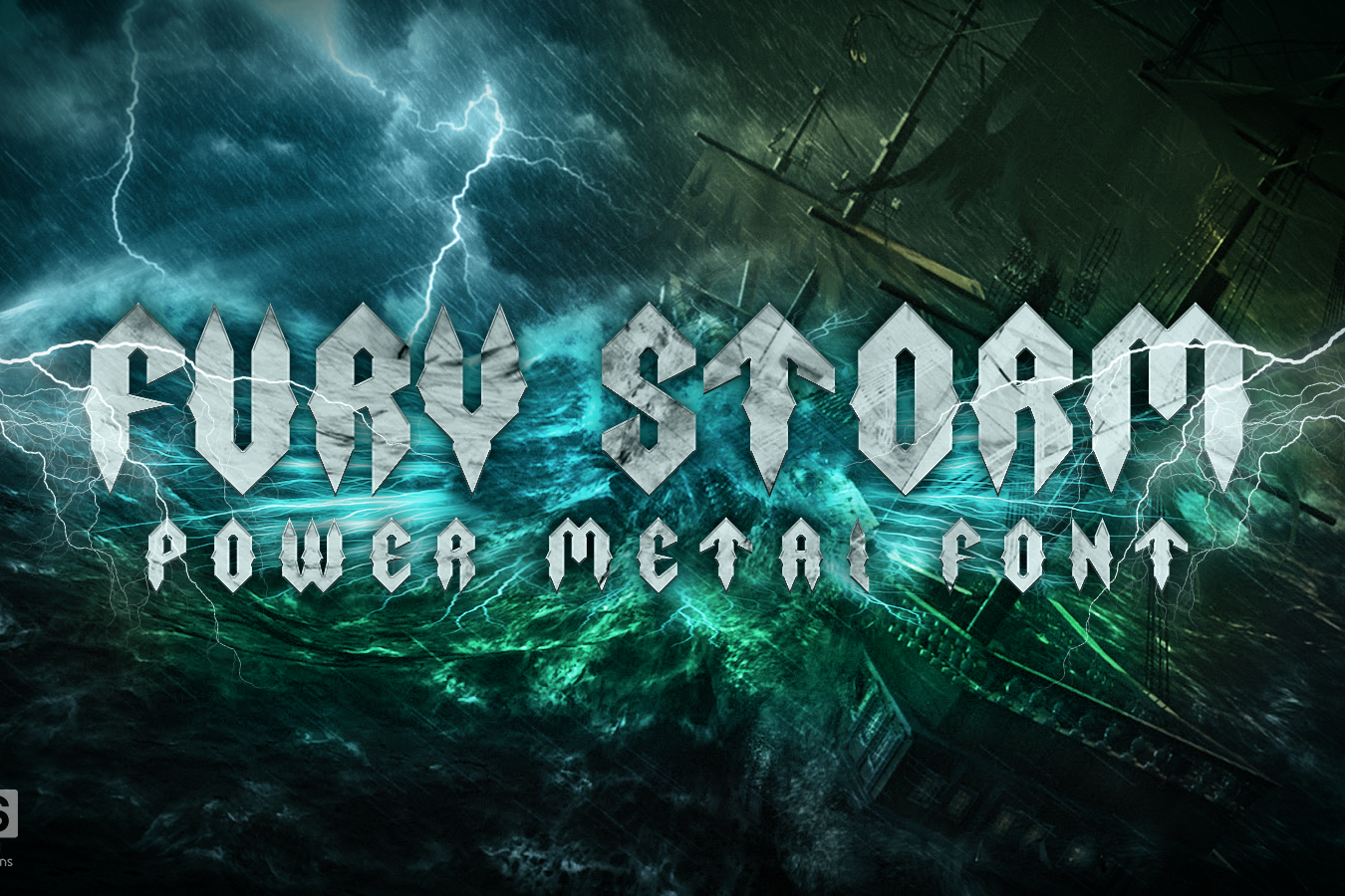 Fury Storm example image 1