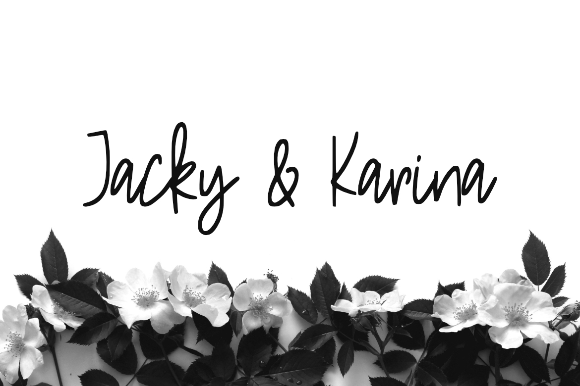 Pinky Sweet Cute Font example image 2