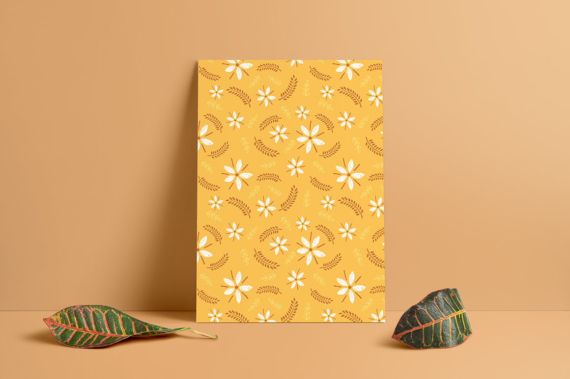Floral Pattern Collection example image 10