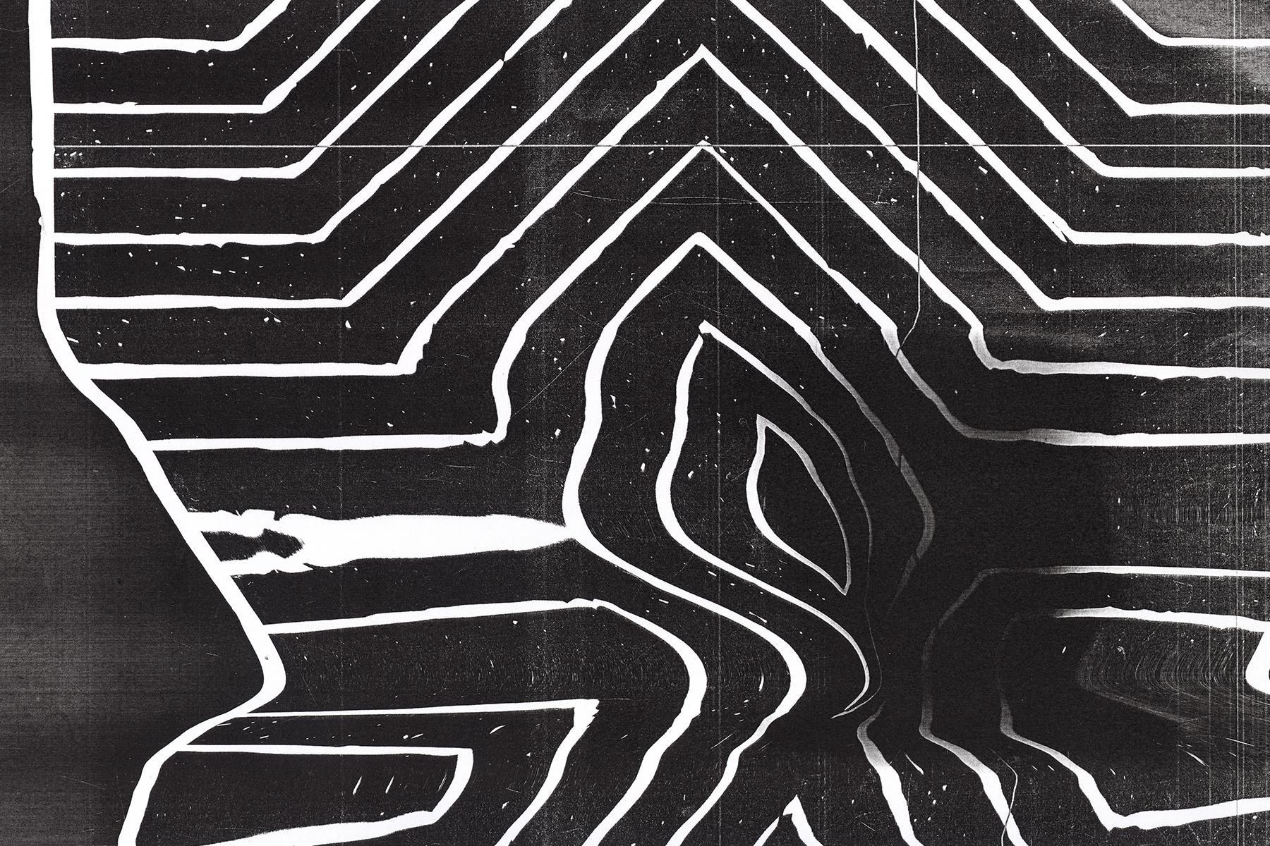 16 Photocopied Stripes example image 10