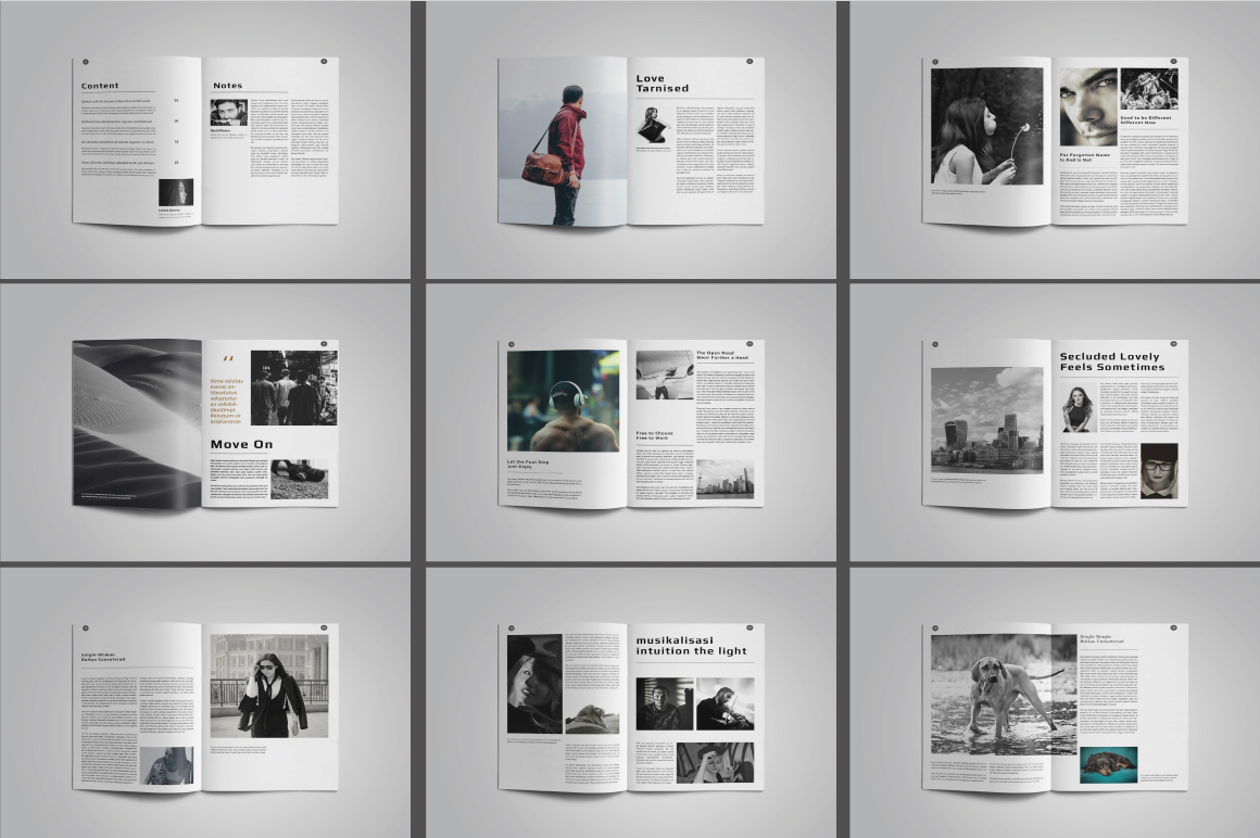 A4 Magazines example image 2