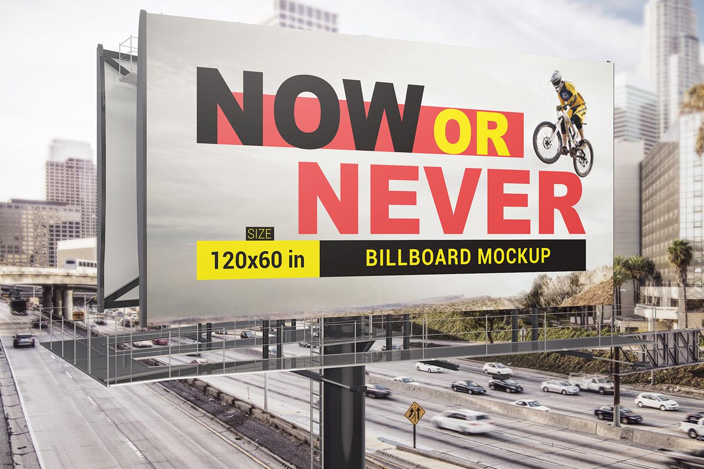 Billboard Mockups example image 5
