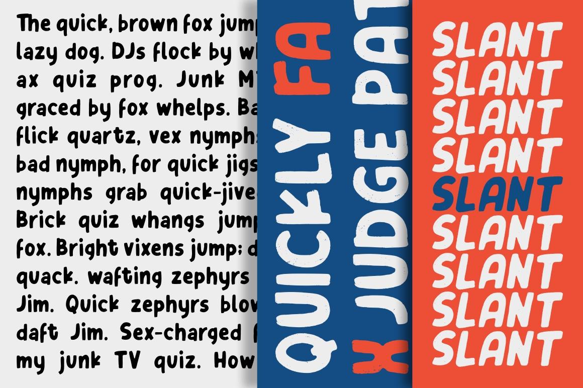 Cordon - Textured Font example image 6