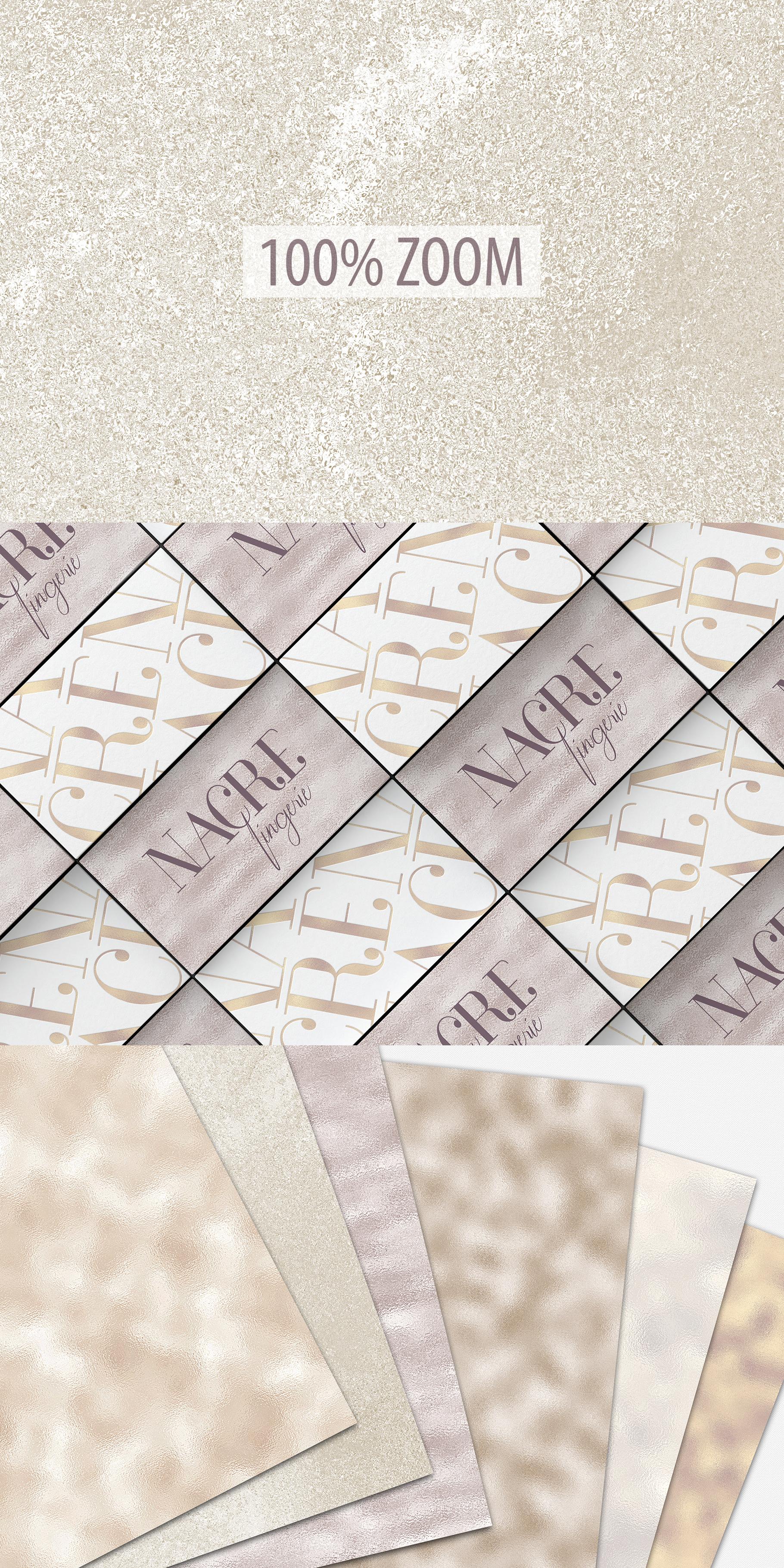Noir - Patterns & Textures Bundle example image 2