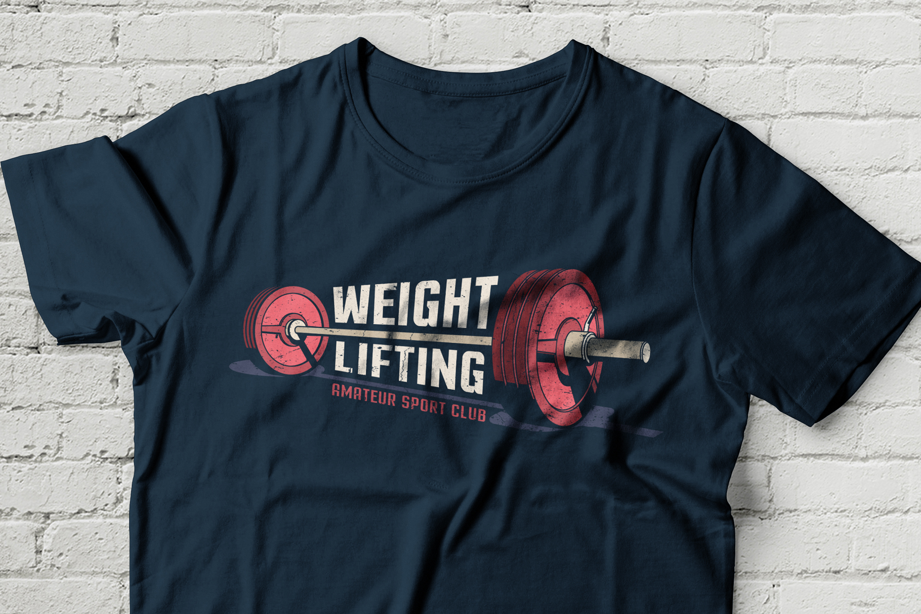 Weight Lifting Retro Pack example image 7