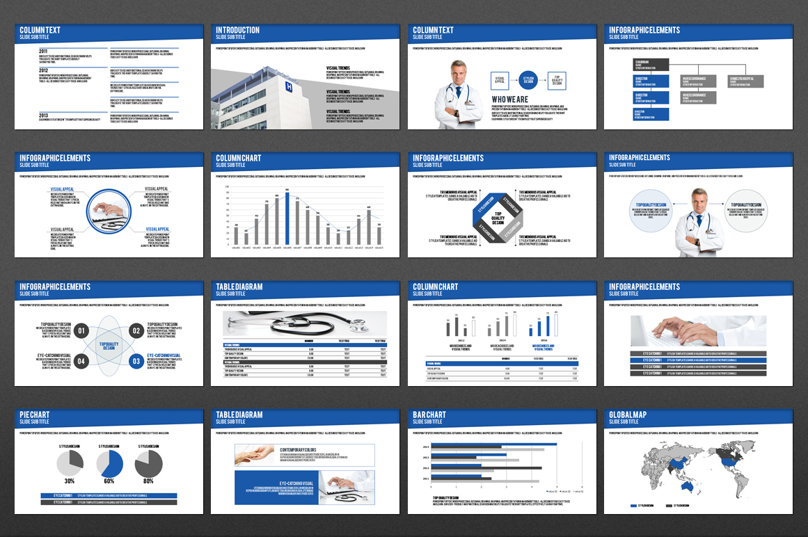 Medical PowerPoint Presentation example image 3
