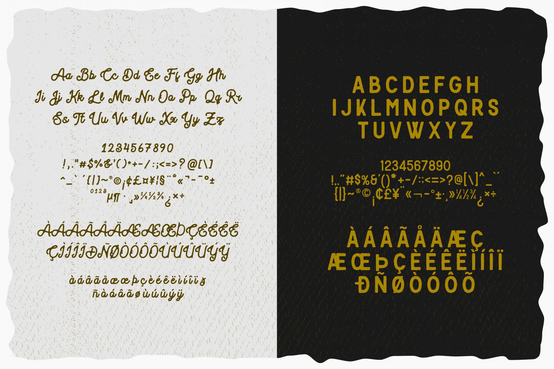 Blackcode -vintage duo- example image 14