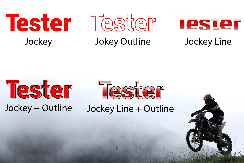 Jockey example image 3