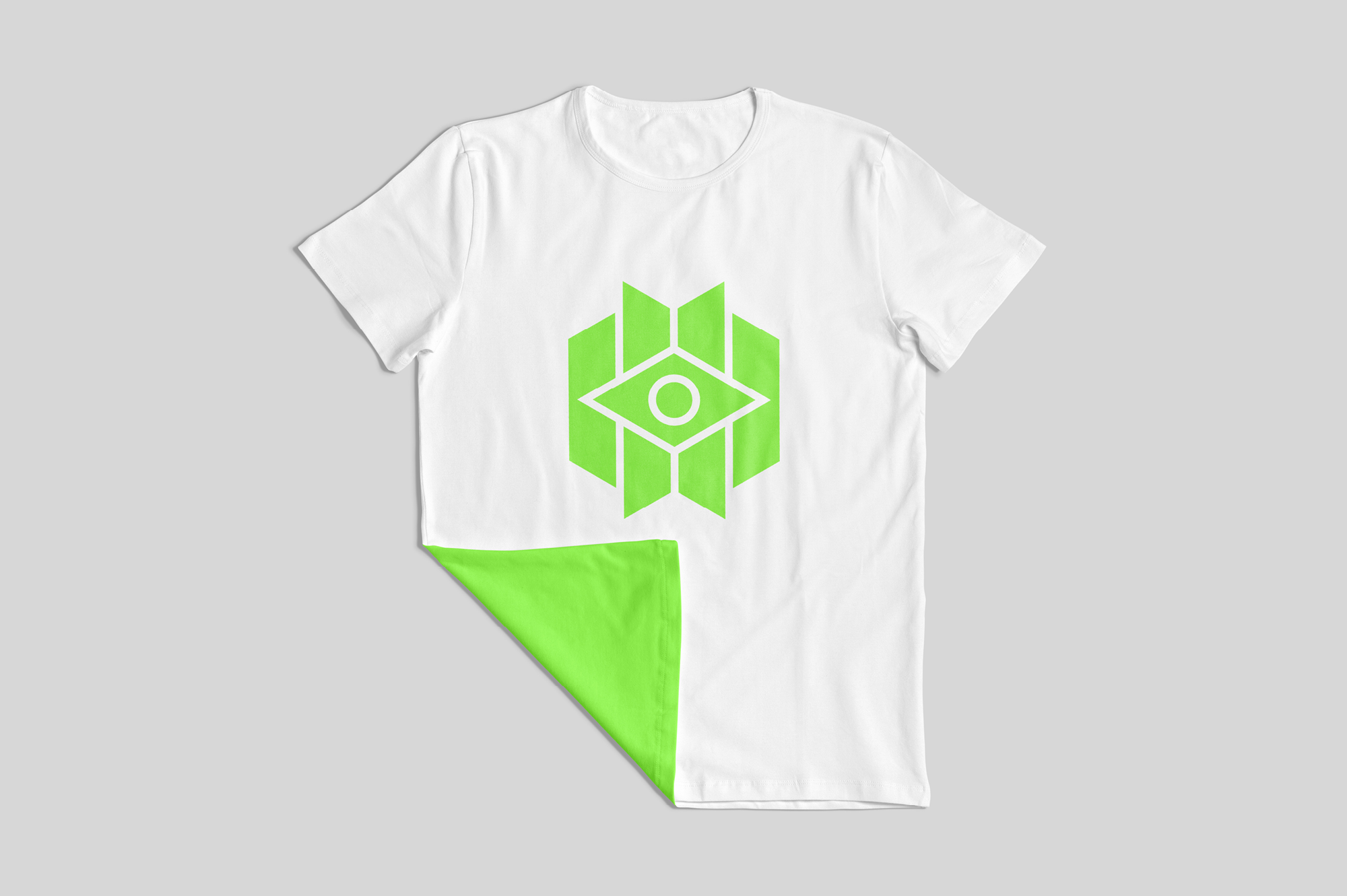 Customizable T-Shirt Mockups Pack example image 11