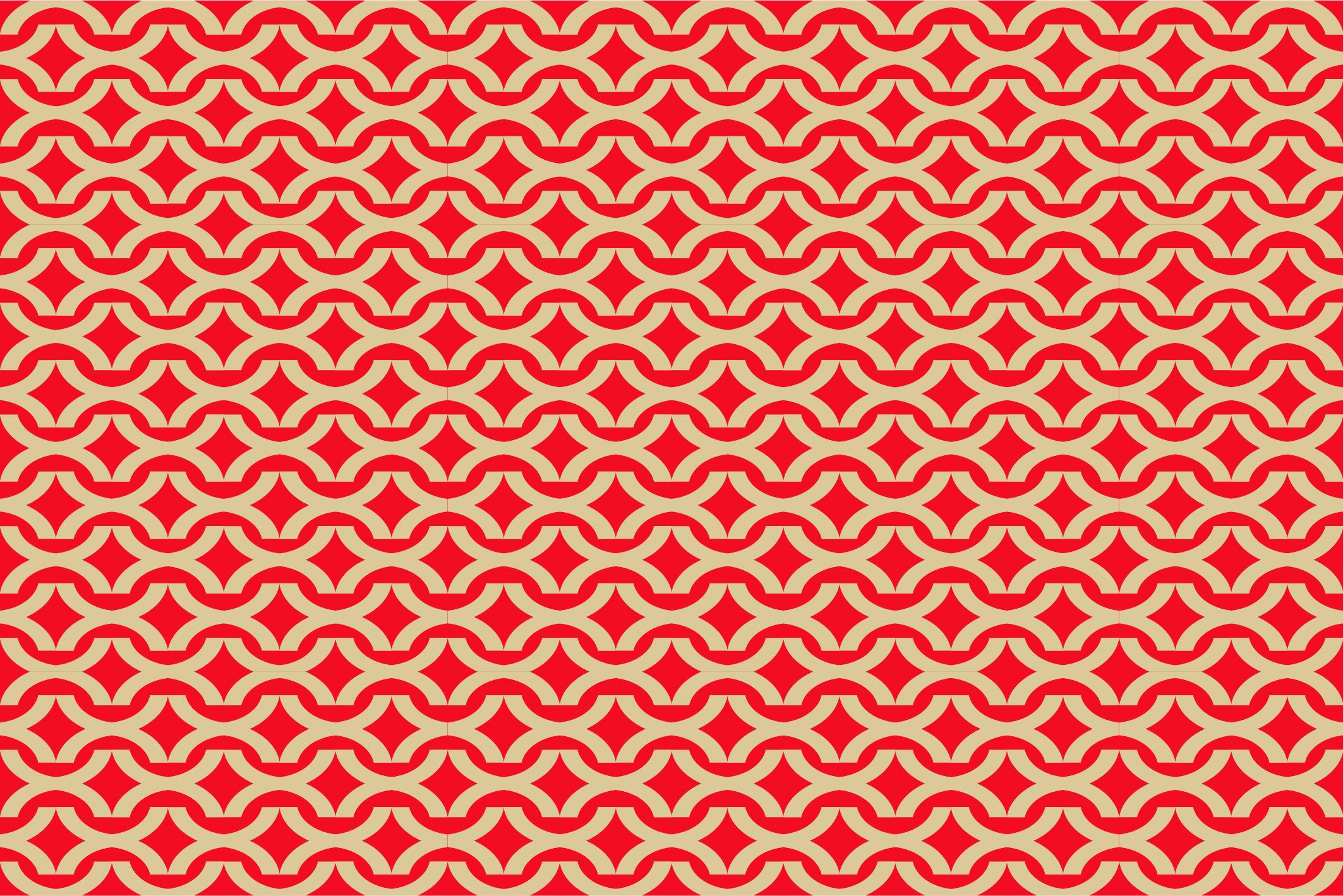 Luxury ornamental seamless patterns. example image 5
