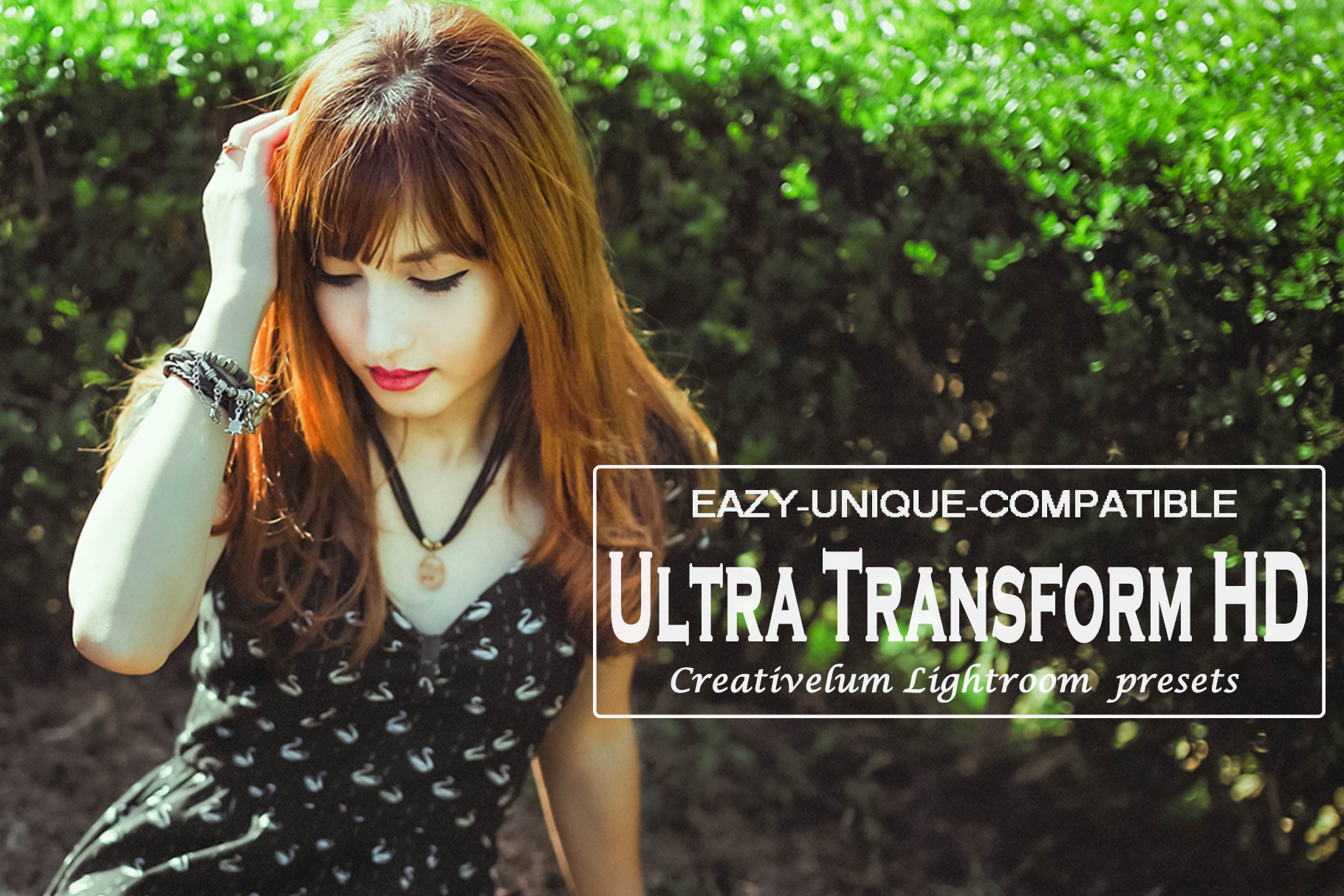 Ultra Transform HD Lightroom Presets example image 1