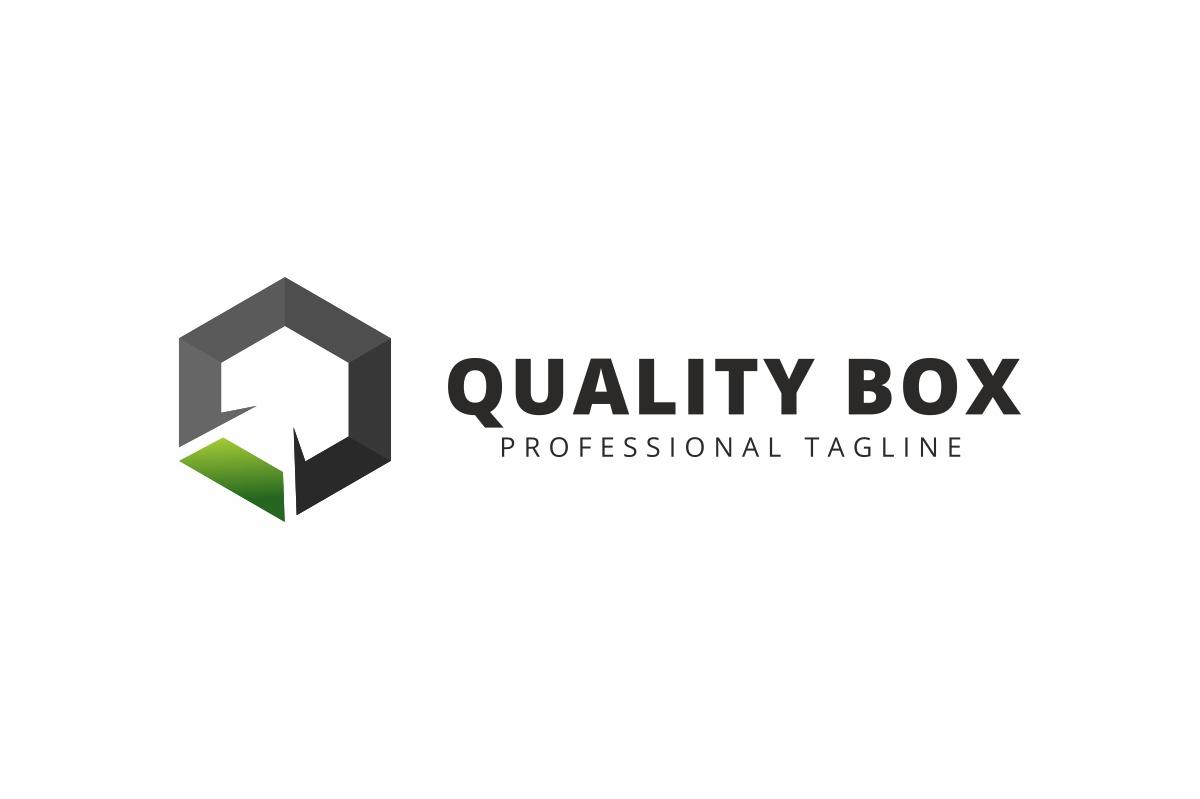 Quality Box Logo example image 2