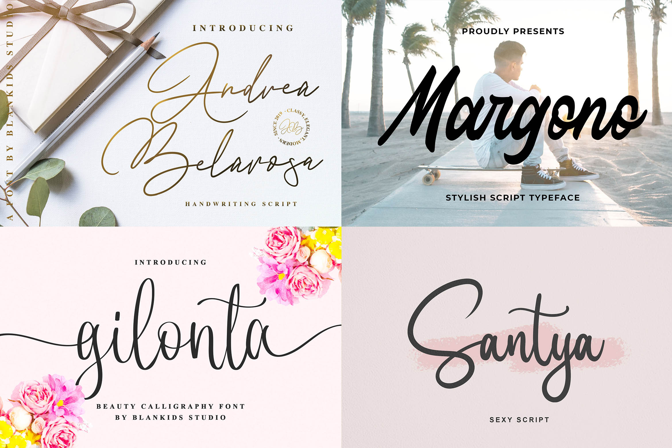New Year Big Bundle - Crafting Fonts Collection example image 5