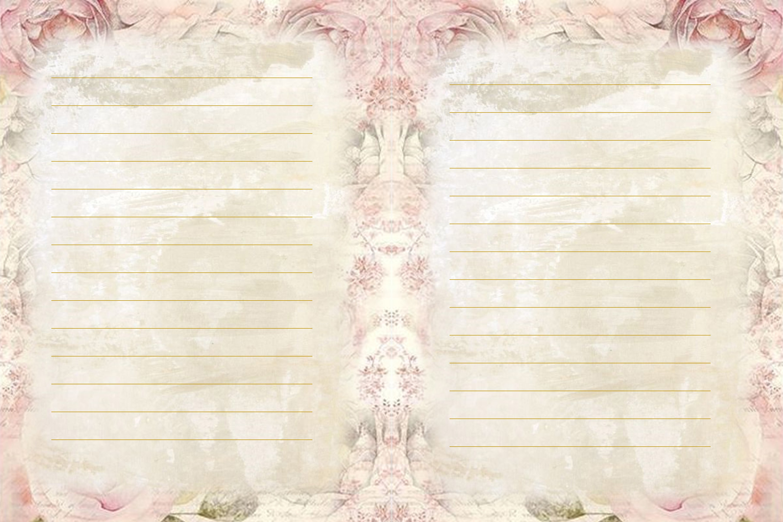 Printable shabby Chic & Grunge Journaling Kit &Free Ephemera example image 6