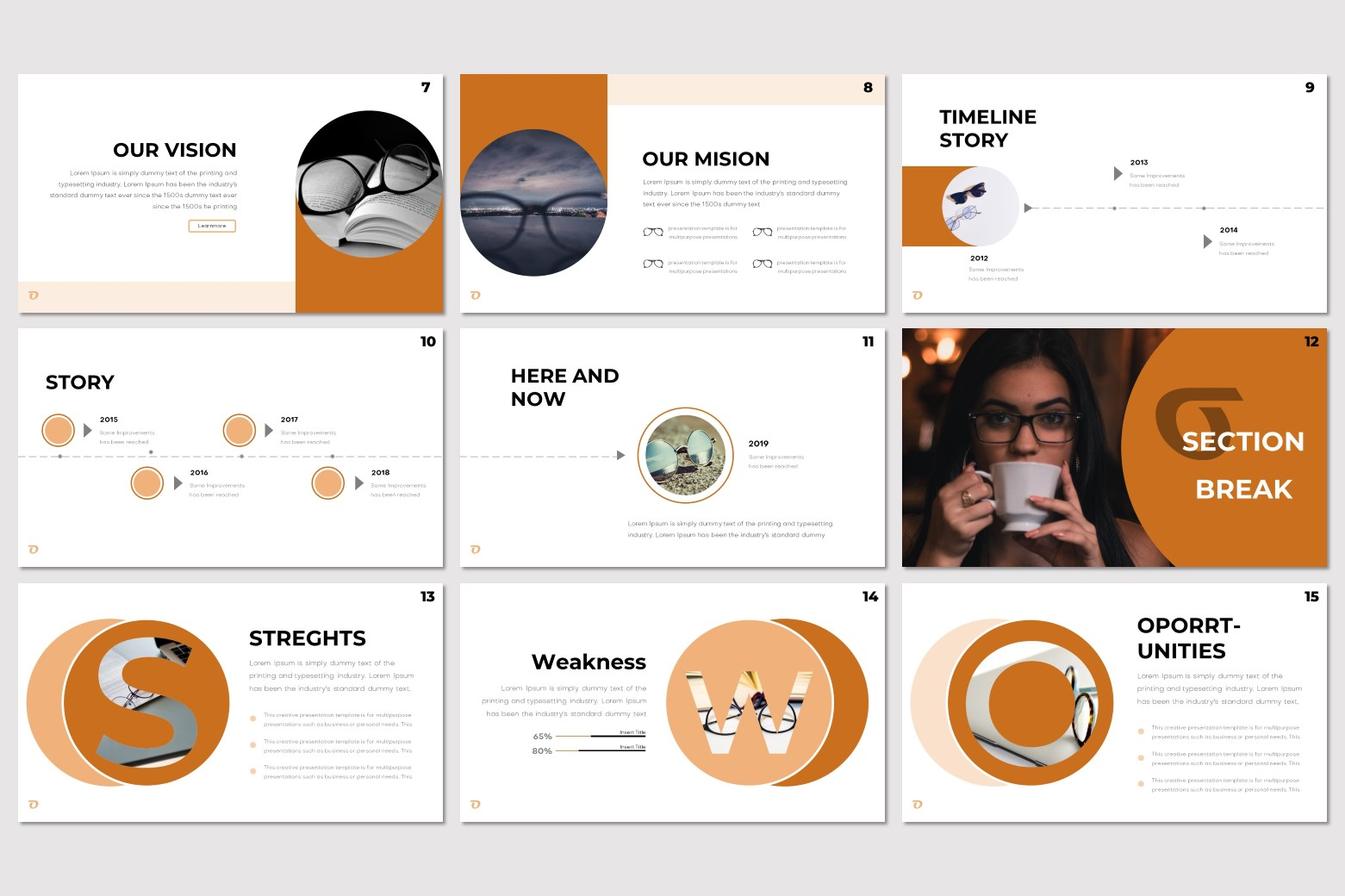 Ohkey - Keynote Template example image 3