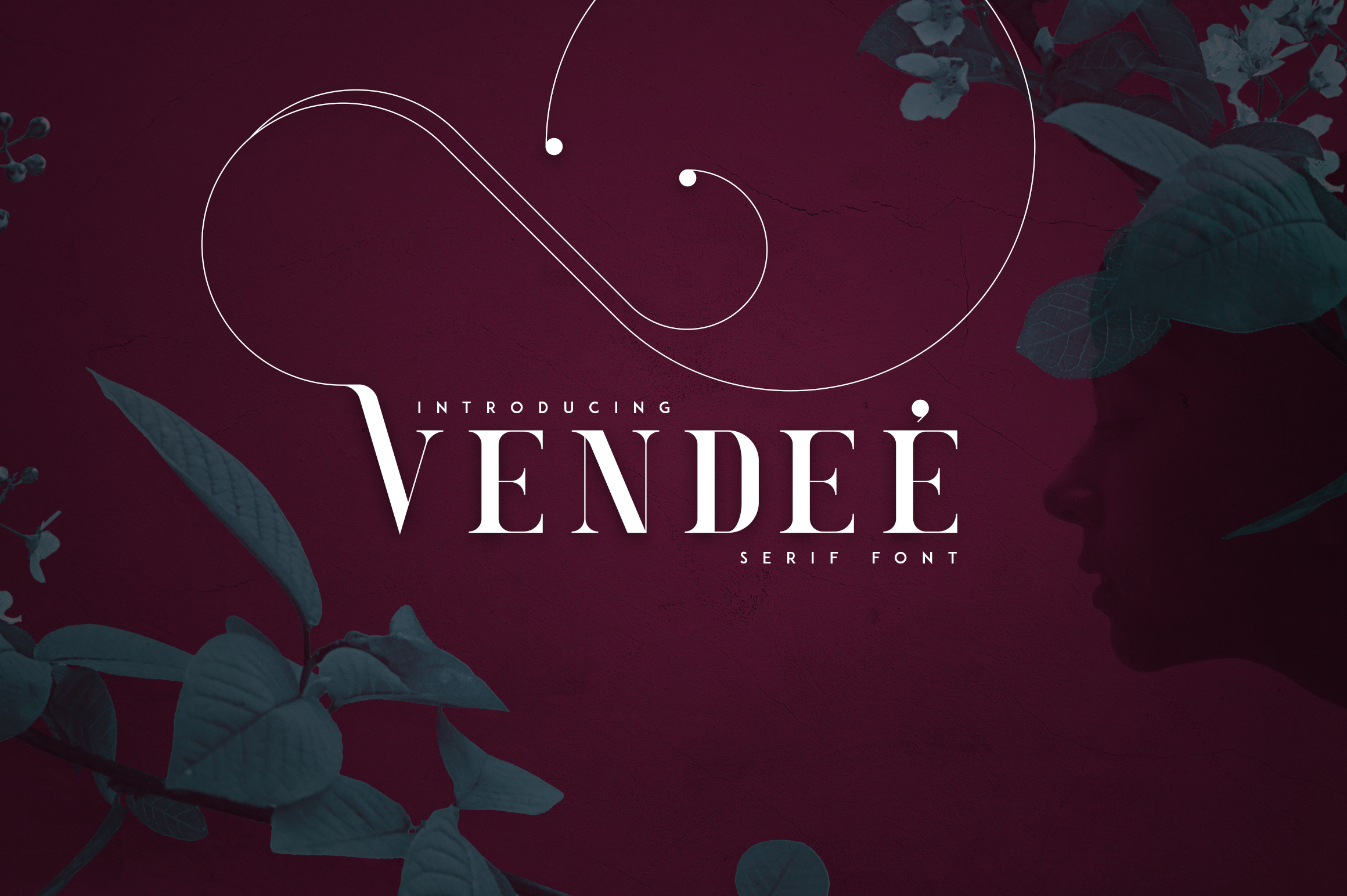 The Modern Vintage Font Collection example image 12