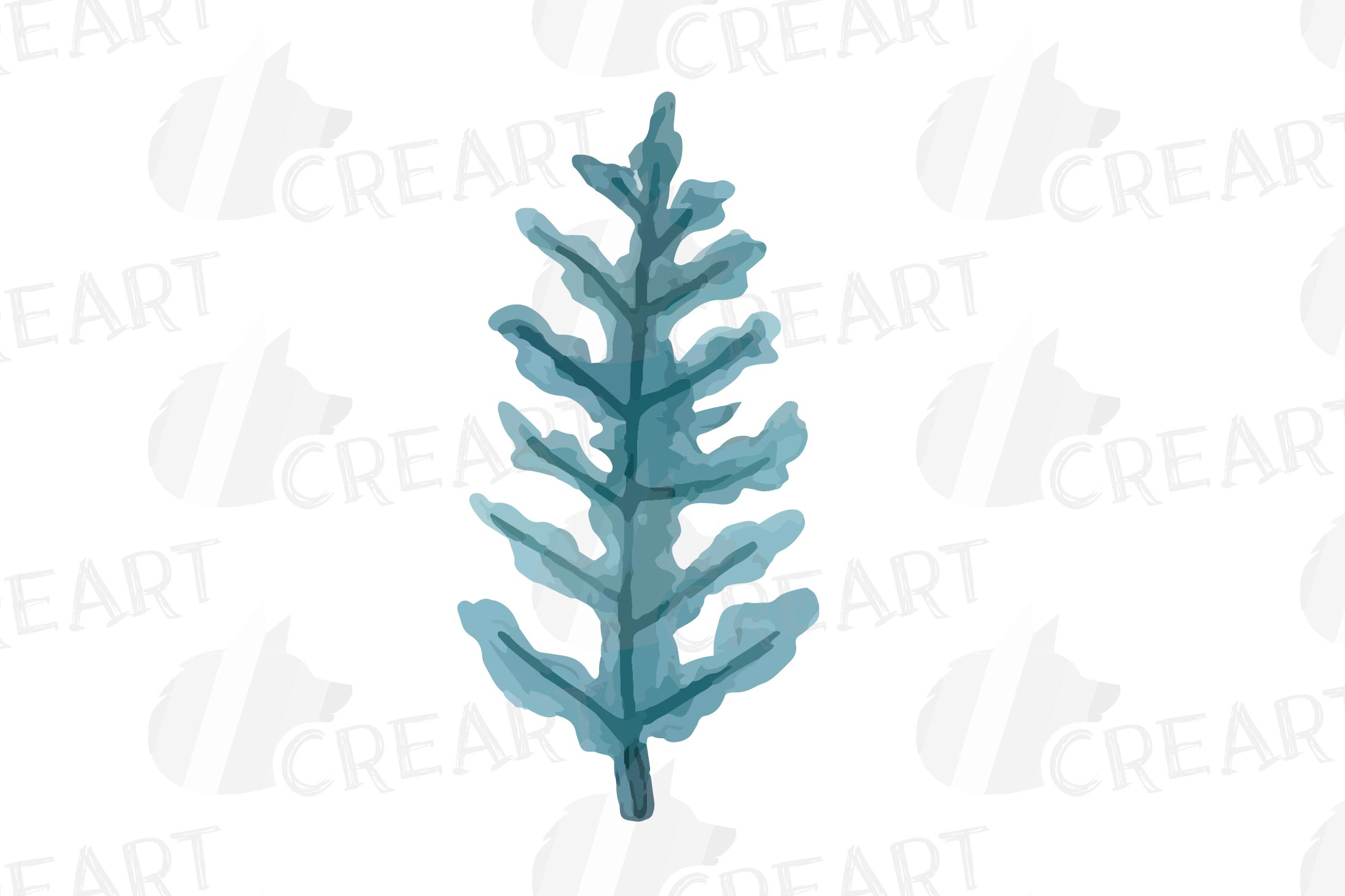 Cotton bolls and fir branch leafy autumn and winter decor example image 9