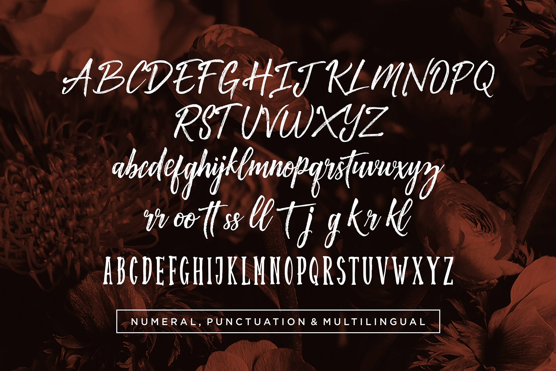 Ourstory Font Duo example image 10