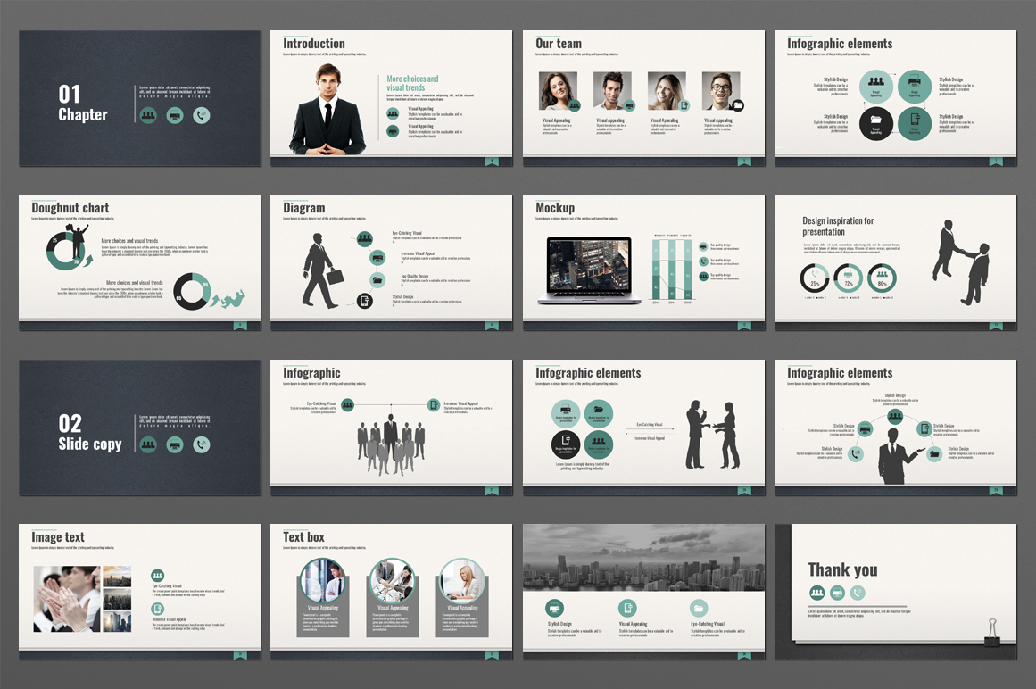 Modern Business Template example image 4