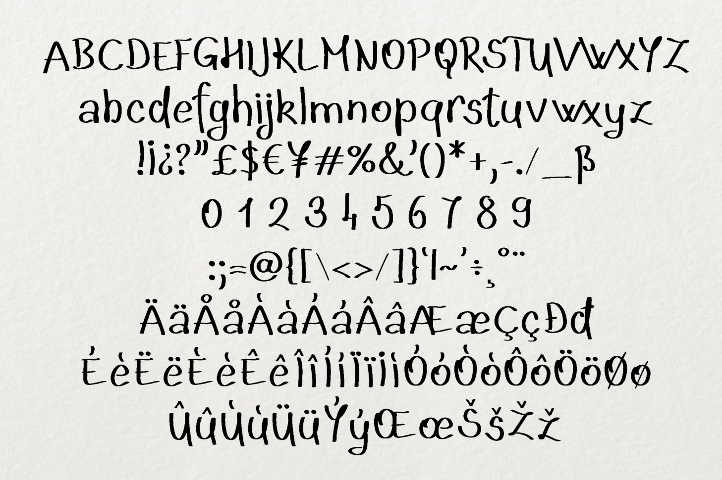 Geryta Font example image 2