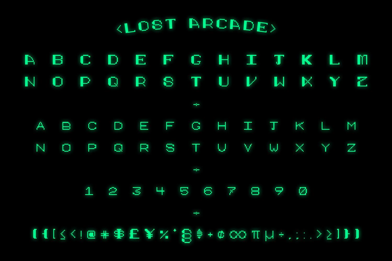 Lost Arcade example image 3