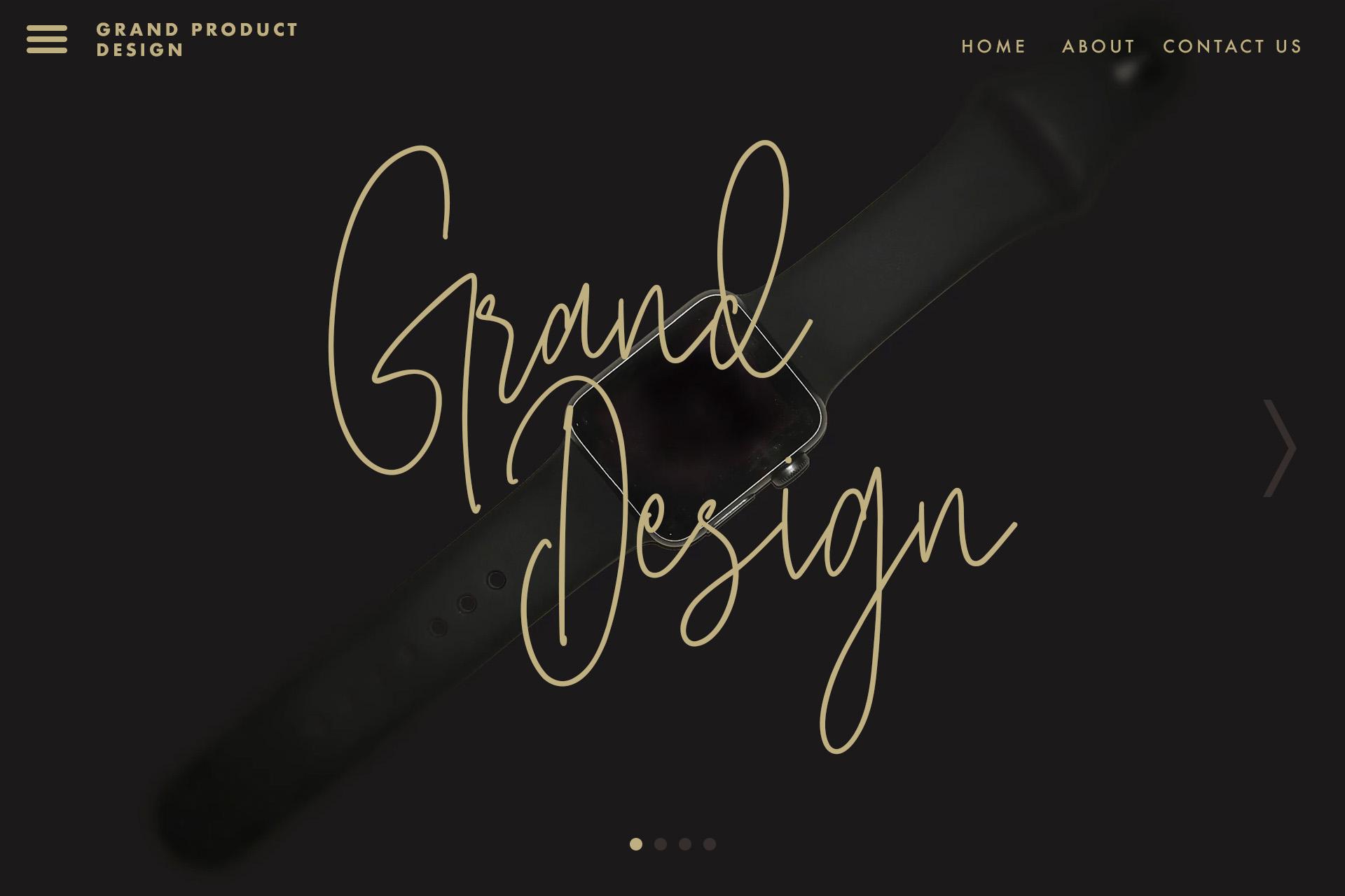 Masstro Signature Typeface example image 2