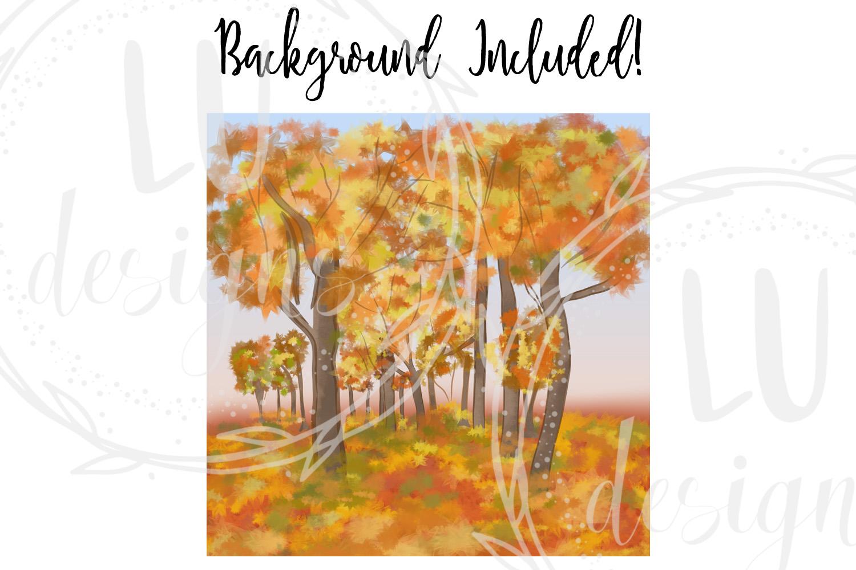 Fall Clipart, Autumn Graphics, Harvest Pumpkins Clipart example image 8