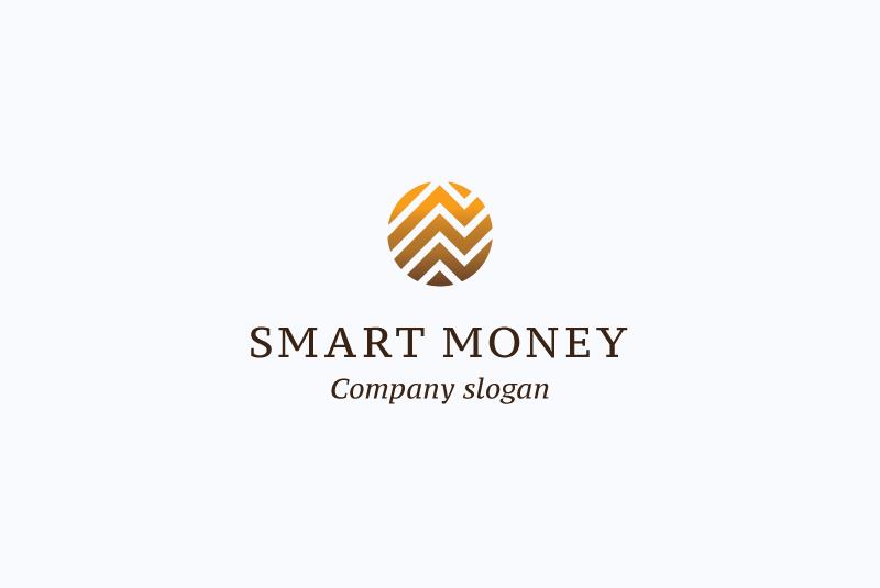 Smart money logo example image 1