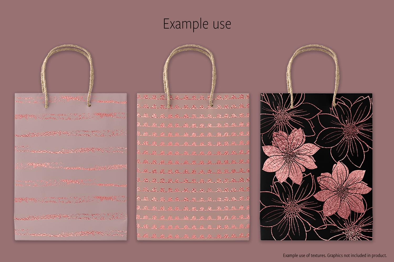Rose Gold Foils Mix example image 6