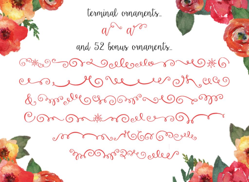Hello Sunshine + Ornaments example image 3
