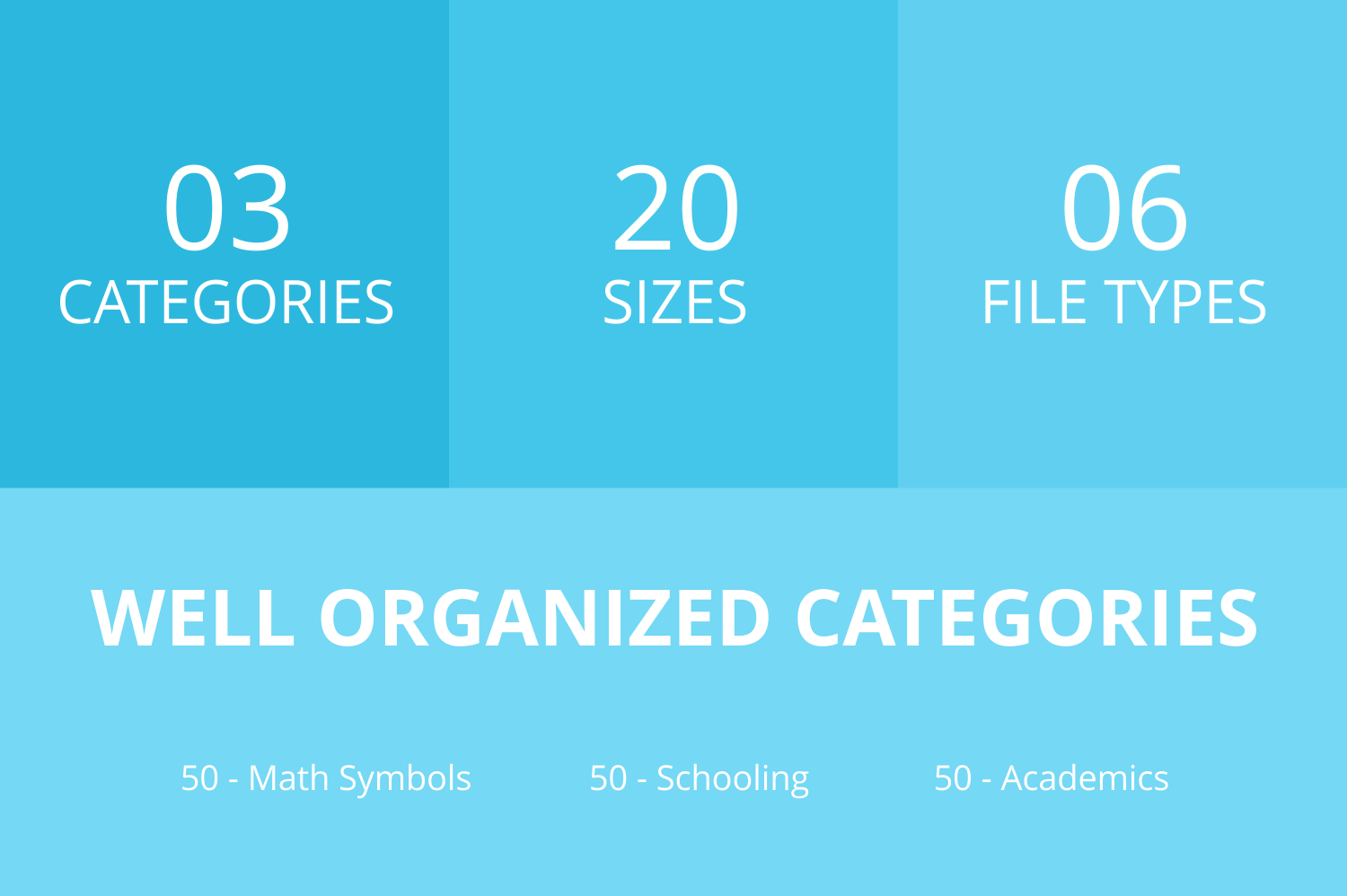 150 Academics Filled Low Poly Icons example image 3