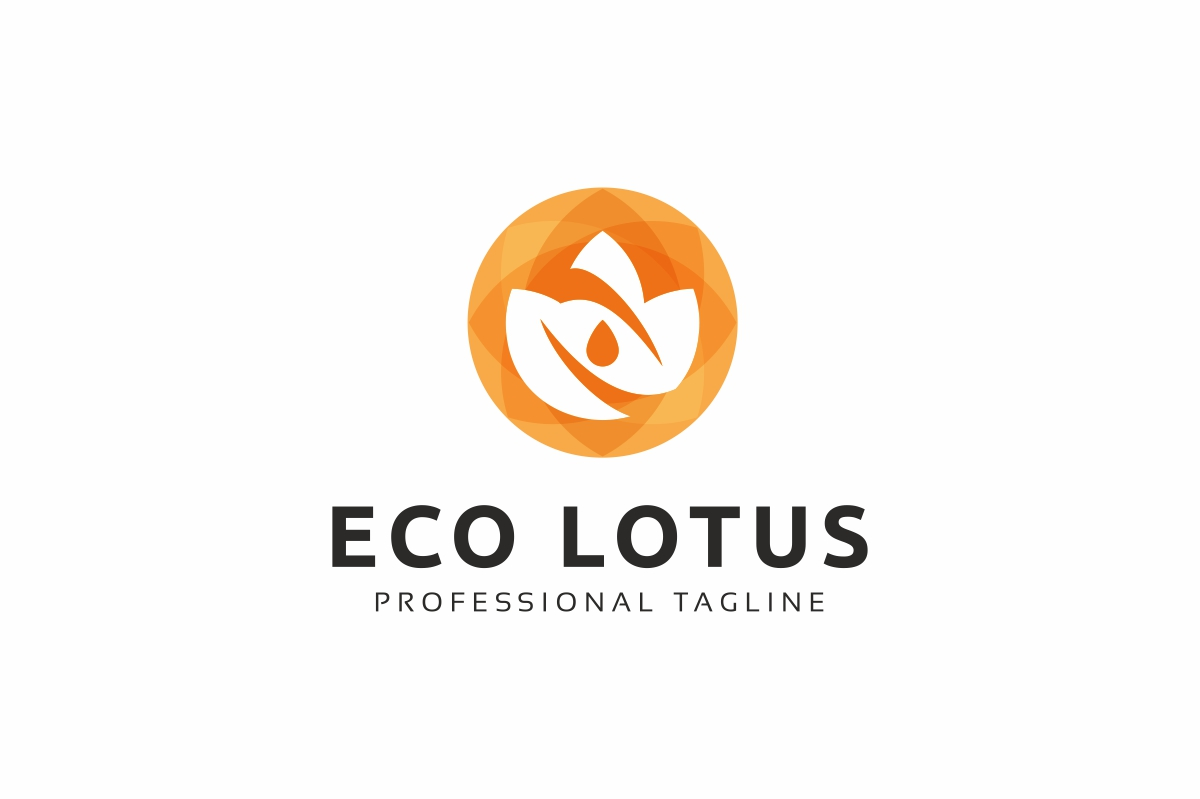 Eco Lotus Logo example image 1