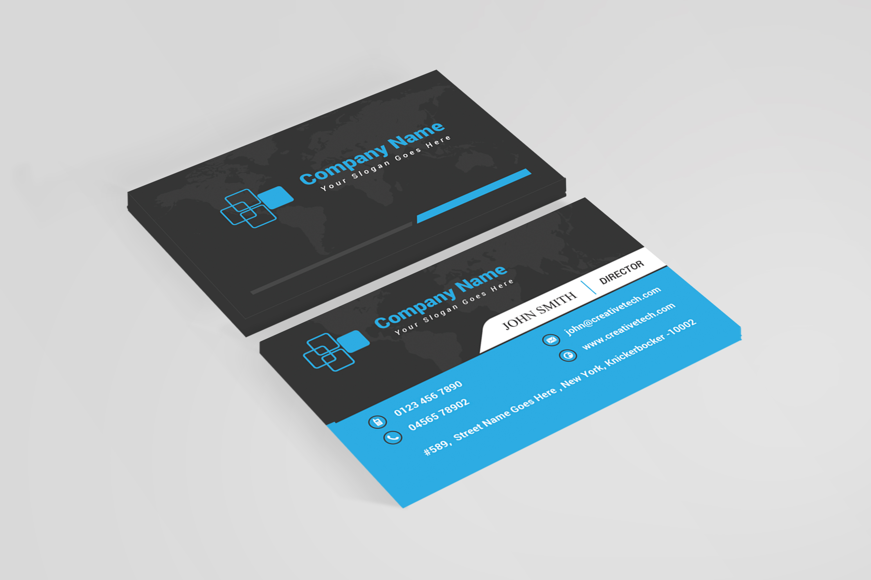 5 Business card bundle - Limited Period Offer example image 5