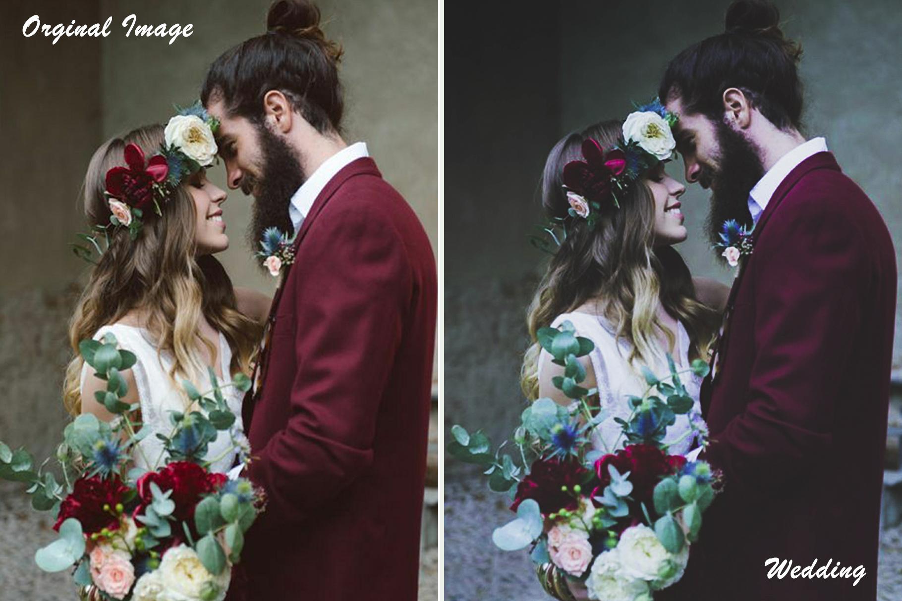 Wedding Lightroom Presets v1 example image 13