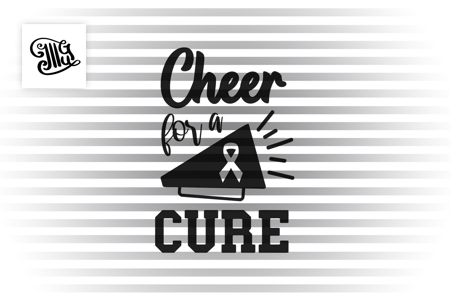 Cheer for a cure example image 2