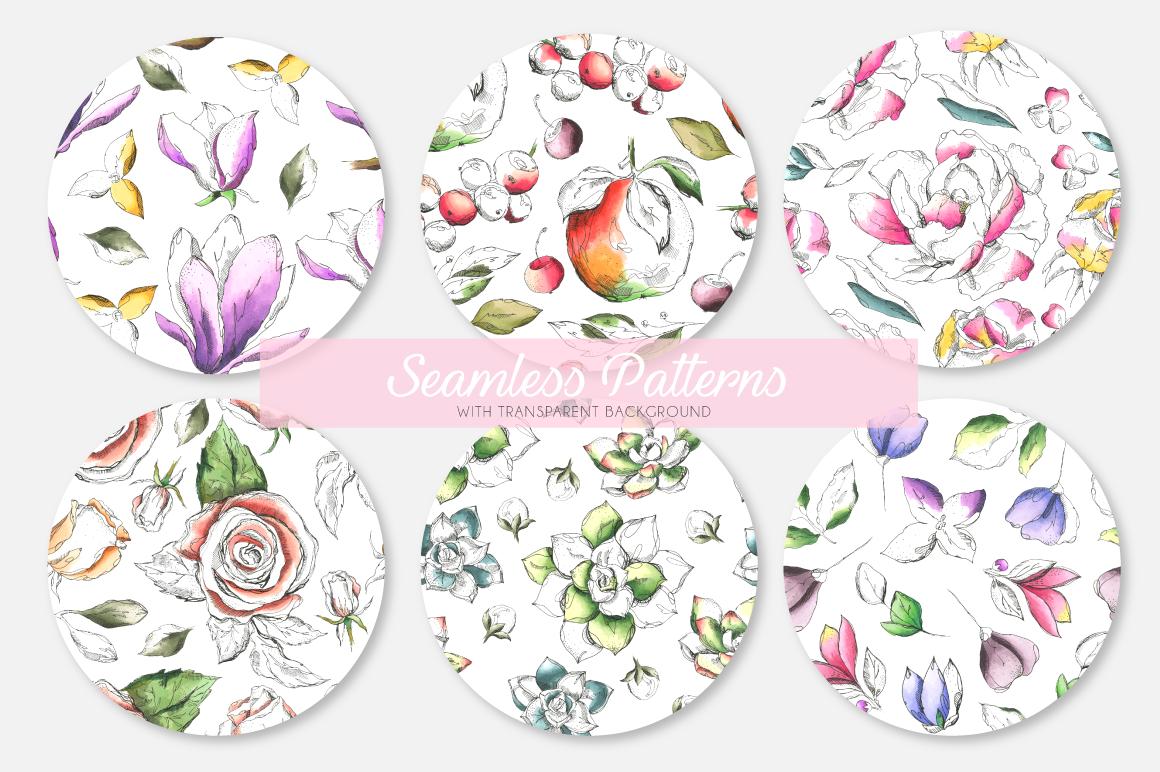 Botanic Marker Collection example image 5