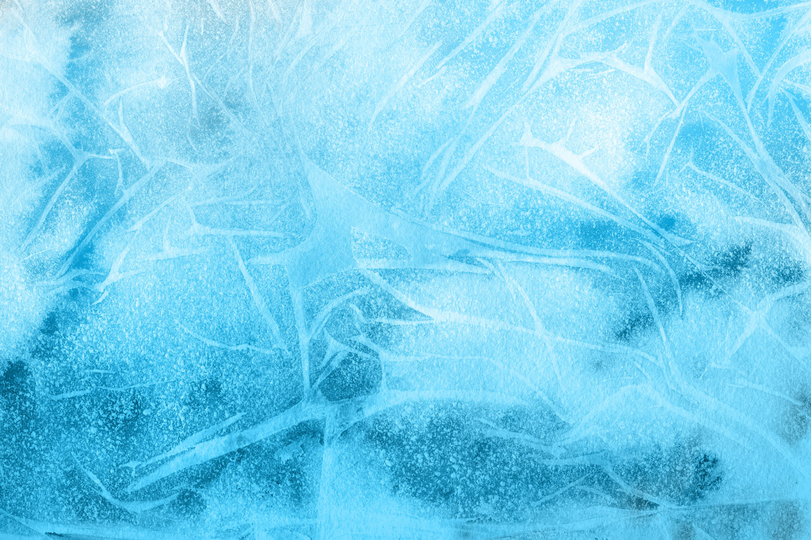 Frost Watercolor Backgrounds example image 6