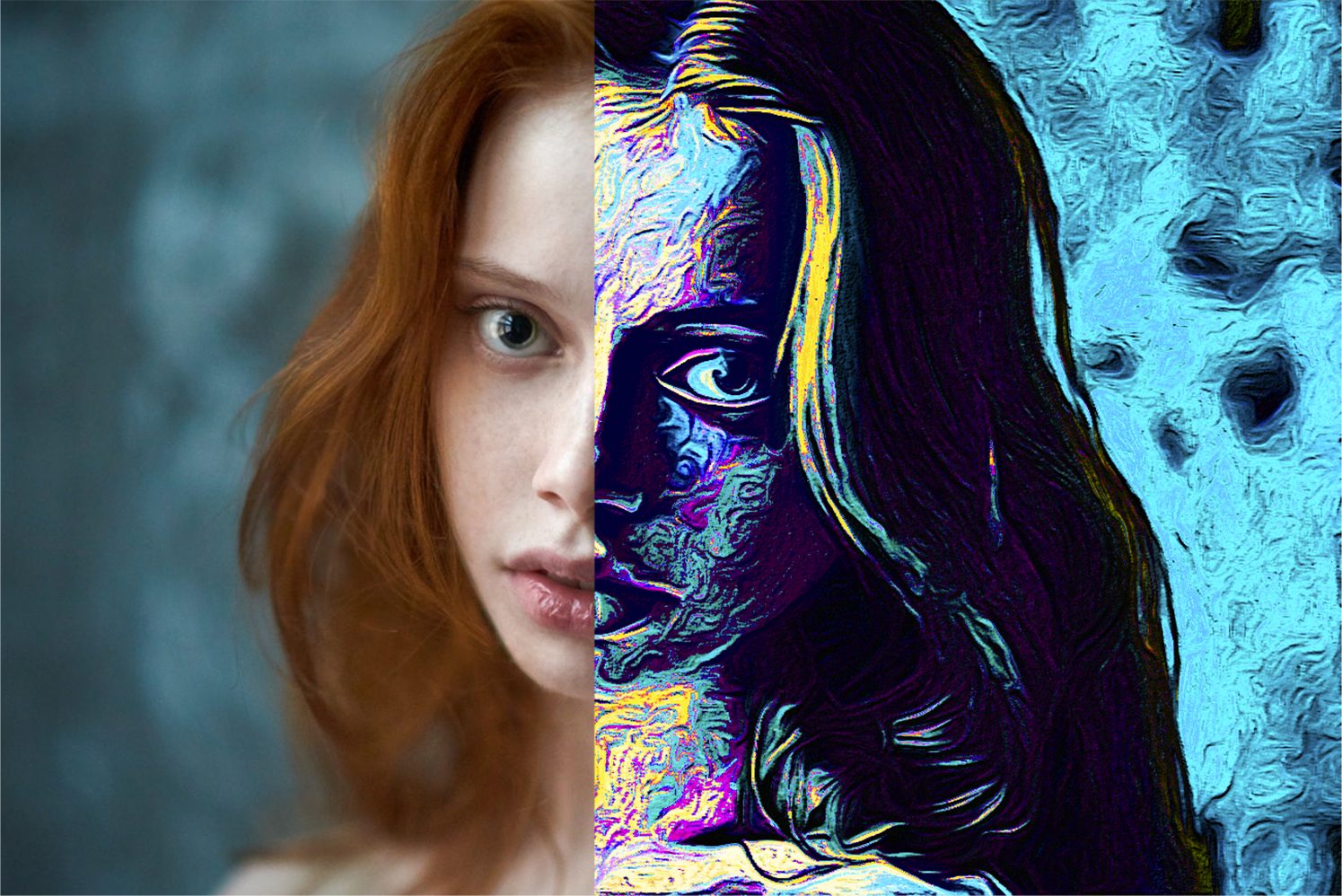 Realistic Digital Painting Effect 2.0 example image 10