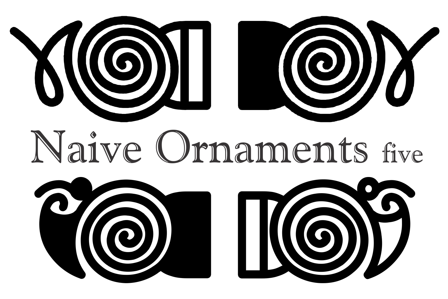 Naive Ornaments Five example image 3