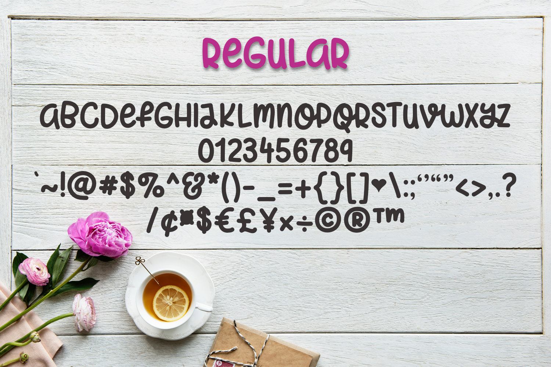 The Handwritten Mini Bundle example image 20