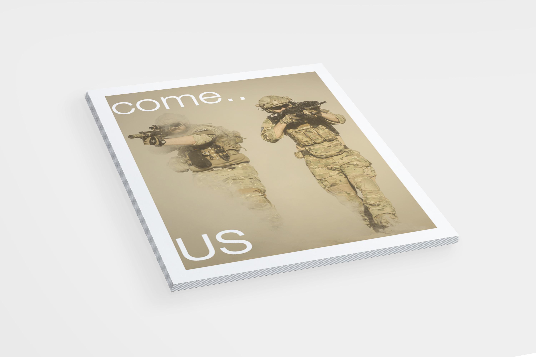 US Letter Flyer / Poster Mockups example image 4