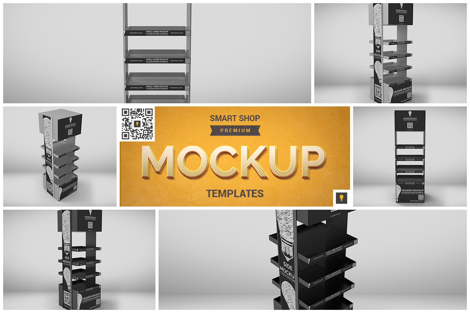 Stand Mockup Bundle 40% SAVINGS example image 4