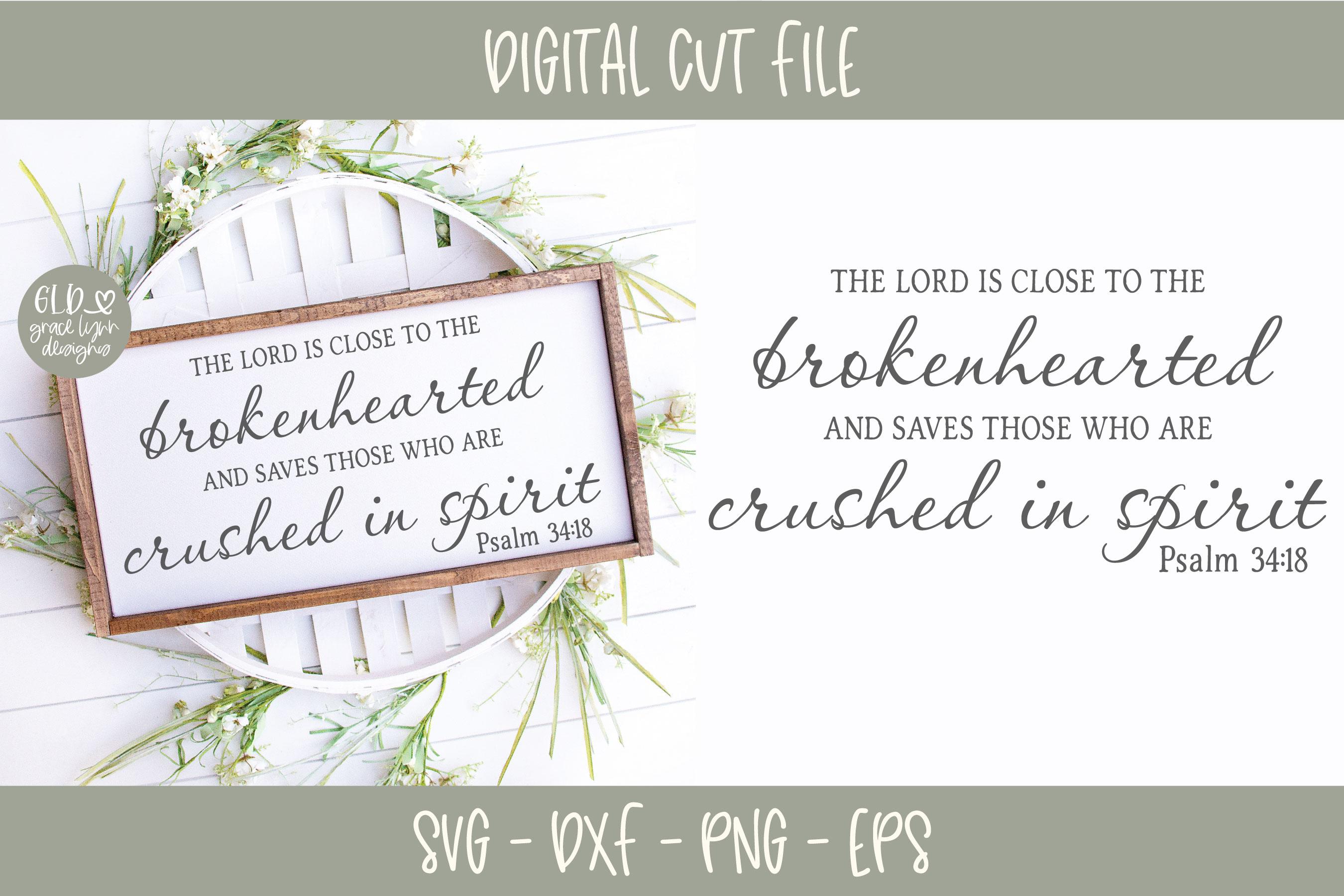 Scripture Bundle Vol. 6 - 8 Scripture Designs example image 4