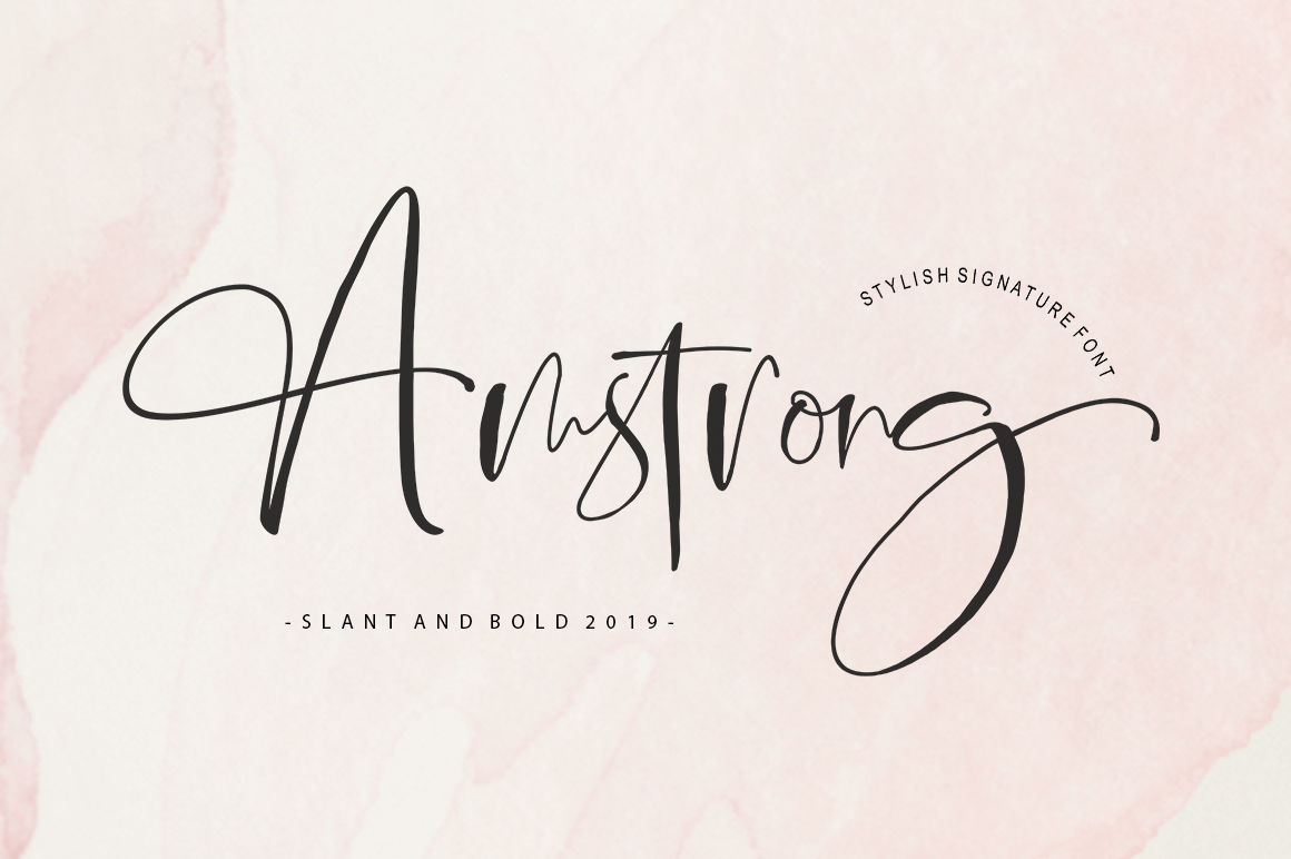The Authentic Script Font Bundle example image 4