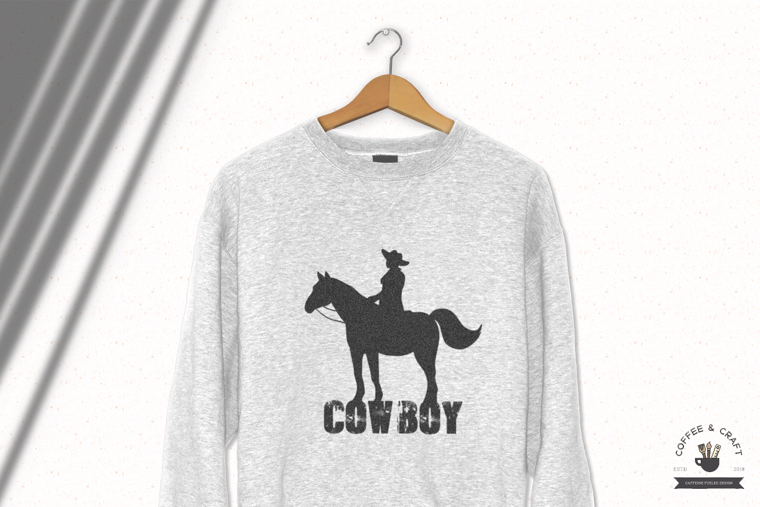 Cowboy Western Silhouettes example image 3