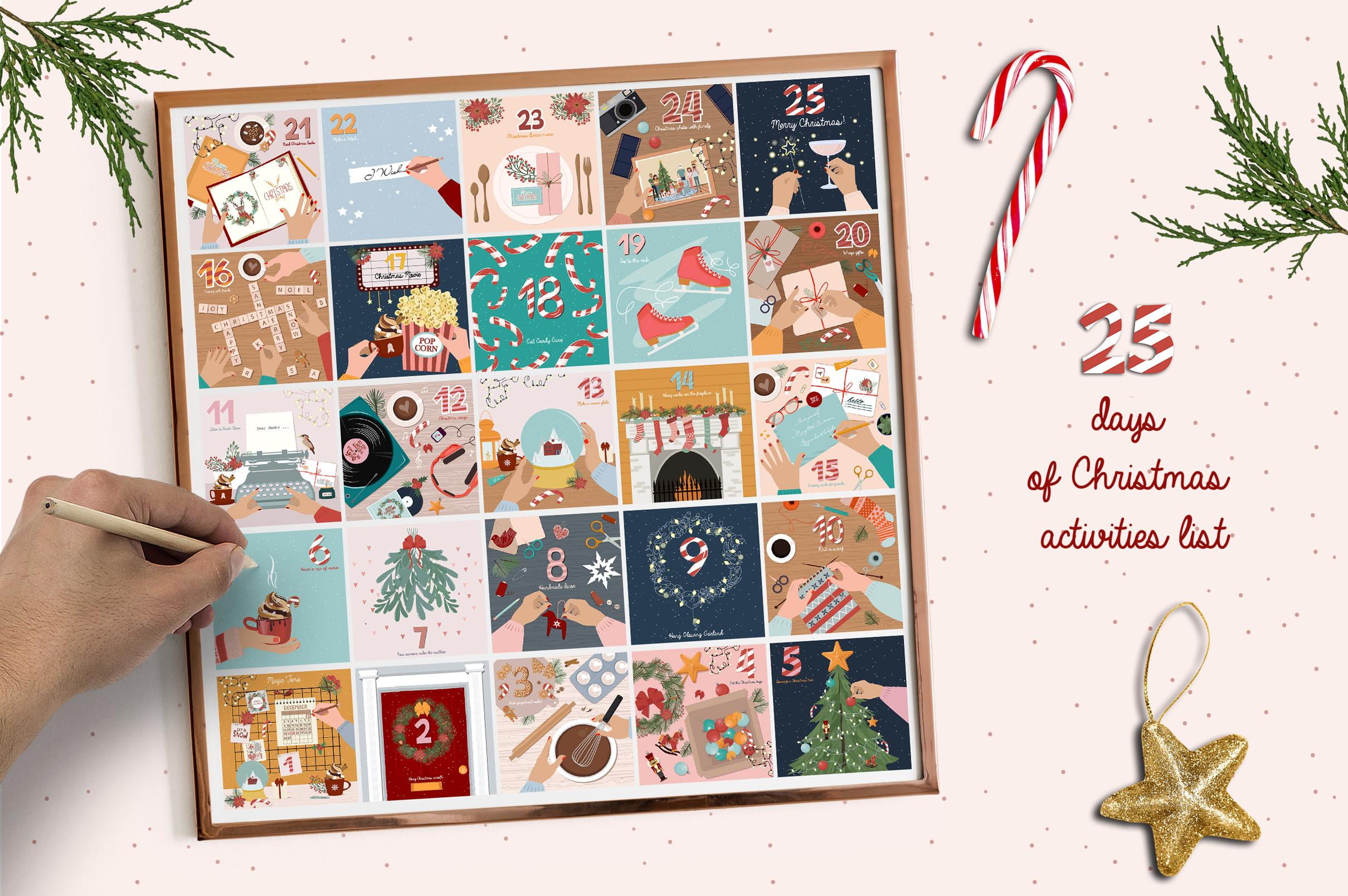 Christmas Advent Calendar example image 2