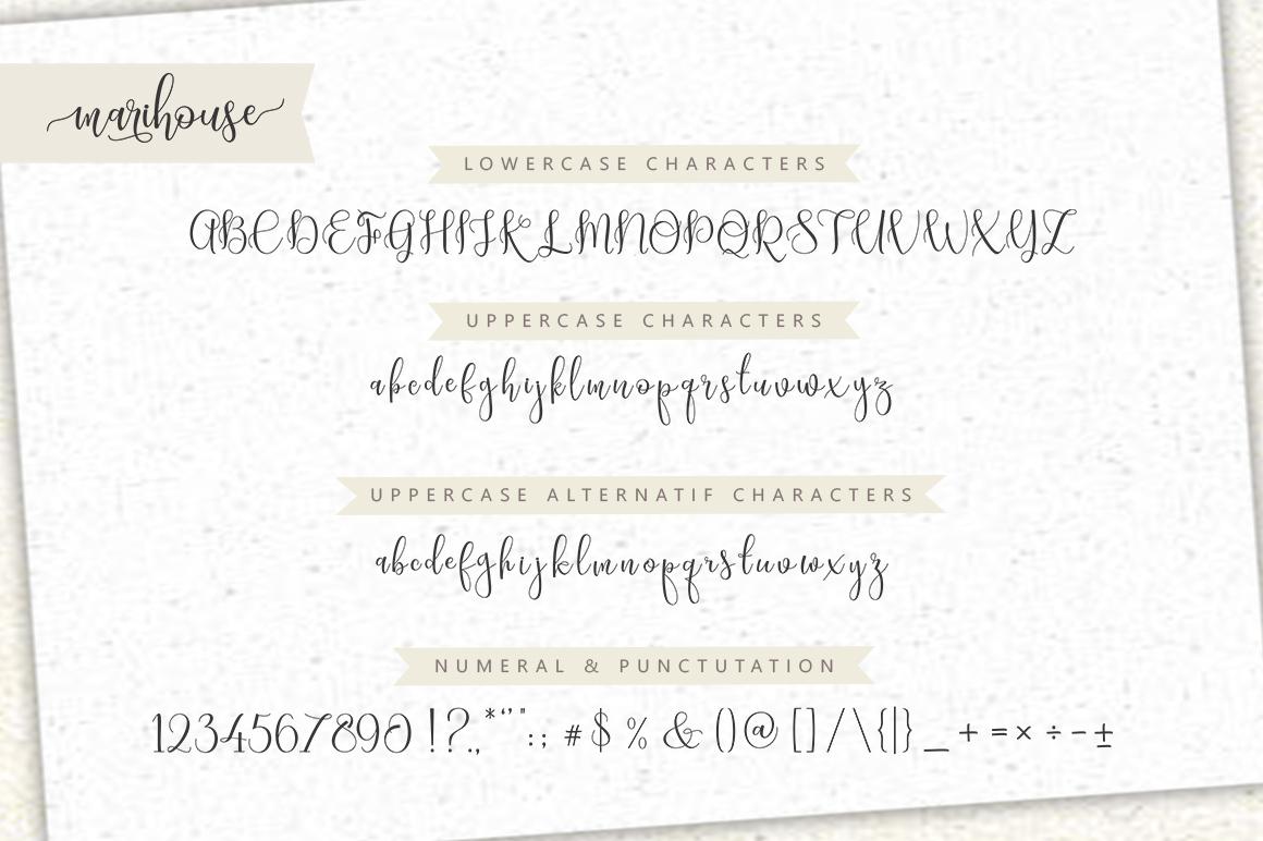 Marihouse Script example image 9